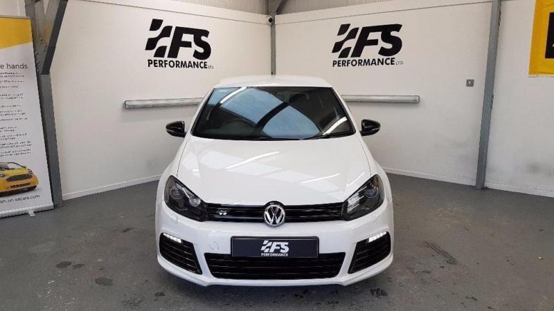 2010 Volkswagen Golf 2.0 TSI R DSG 4MOTION 5dr