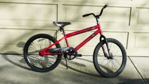 "Kids Bike...Solid Build...12"" Frame...20"" Tires"