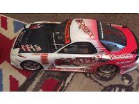 Yokomo Rc drift car