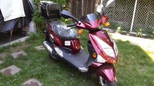 Scooter PGO comme neuf