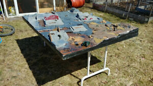 Table de jeux - Warhammer 40k - gaming table