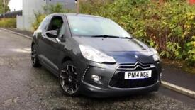 2014 Citroen DS3 1.6 VTi 16V DStyle Plus 3dr wi Manual Petrol Hatchback