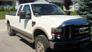 Low Mileage 2008 Ford F250 6.4 Diesel CERTIFIED