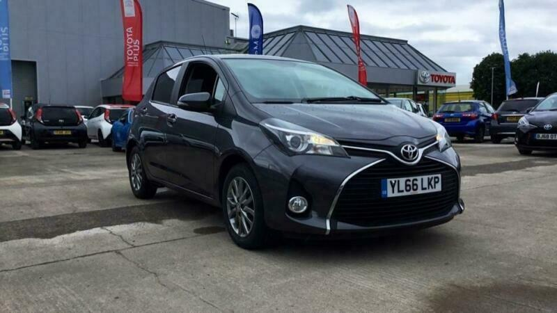 2017 Toyota Yaris 1 33 Icon 5-Dr | in Leeds, West Yorkshire | Gumtree