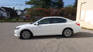 2015 Honda Accord LX Sedan - Manual Transmission - LeaseTakeover
