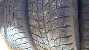 P235/75R15 Snow tires Stratford Kitchener Area image 2