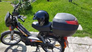 2002 Tomos Targa Moped