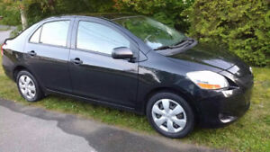 2008 Toyota Yaris Base Berline