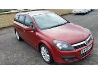 LOW MILEAGE VAUXHALL ASTRA ESTATE 1.9 CDTi 150