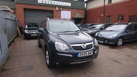 2009 / 09 Vauxhall Antara 2.0 CDTi 16v S 5 Door Full MOT+Warranty+AA Cover