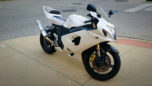 Parting 04-05 GSXR 600/750
