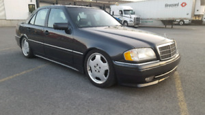 1995 Mercedes-benz C36 AMG, 133 700 Kms