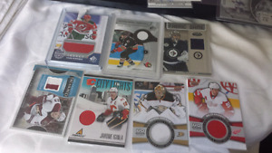 7 mix jersey NHL most GameDay cards