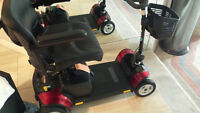 Motorized Scooter, Adult Walkers, Shower Chair, Canes