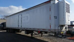 Great Dane Thermo King Reefer Trailer (48ft x 13'3'')
