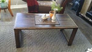 Matching coffee and end tables - NEW PRICE
