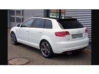 "Audi sline 18"" alloys"
