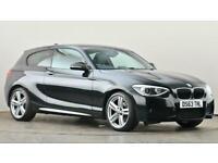 2014 BMW 1 Series 118i M Sport 3dr Hatchback petrol Manual