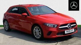 image for 2019 Mercedes-Benz A Class A180d Sport 5dr Auto Hatchback Diesel Automatic