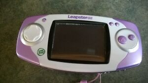 REDUCED:  pink Leapster GS travel (still available)