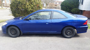 2005 Honda Civic LX Coupe (2 door)