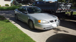 2004 Pontiac Grand Am SE Sedan AS is