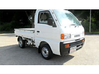 SUZUKI SUPER CARRY 4WD PICKUP!! FRESH IMPORT,UK REGISTERED AND READY TO GO, VGC!