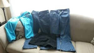 women pants lot size 11/12