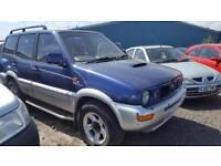 1998 R Plate Nissan Terrano II 2.7 SE 4X4 DIESEL