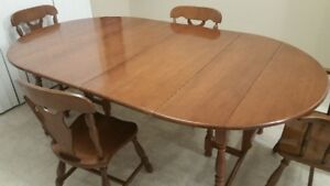 Dining Room Table Set  $129.00