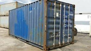 20' Cargo Worthy Shipping Containers ON SALE- TAMBORINE $1850+GST Tamborine Ipswich South Preview