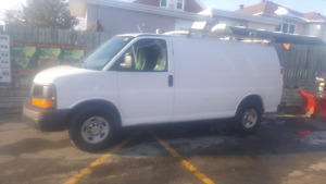 2011 Chevy Express 2500
