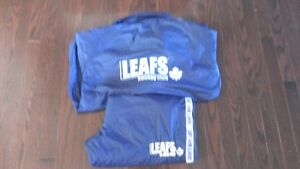 Maple leafs track suit