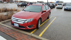 2011 Ford Fusion SEL Sedan - excellent cond. with winter tires