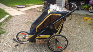 Kids bike trailer/stroller