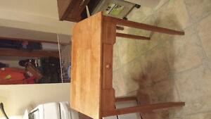 Side table with drawer $40.00