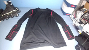 Hockey Dry Fit Compression Shirt and Pants