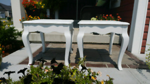 Beautiful side tables .. Reduced..