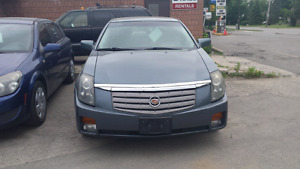 06 caddilac cts fully loaded  safety included London Ontario image 2