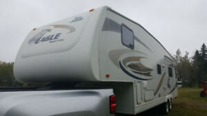 2008 Jayco Eagle Super Lite 29.5  fifth wheel Camper