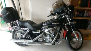 2008 Harley Davidson Dyna Superglide Custom