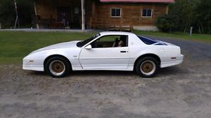 1988 Trans am GTA 5.7 V8 vette engine. Safetied and e-tested