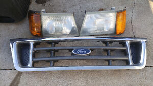 2003 Ford E350 Headlights Windsor Region Ontario image 4