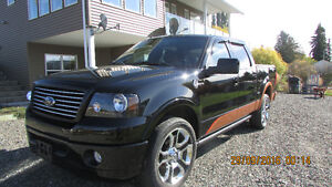 2008 Ford F-150 SuperCrew Harley Davidson Pickup Truck