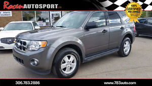 CERTIFIED 2011 ESCAPE XLT - AWD - 83K - PST PD - YORKTON