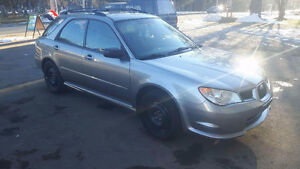 2007 Subaru Impreza 2.5 Hatchback AWD Great condition