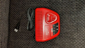 Milwaukee - M12 LITHIUM-ION Battery Charger BRAND NEW