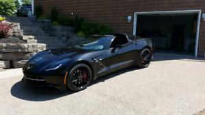 2016 3LT Corvette