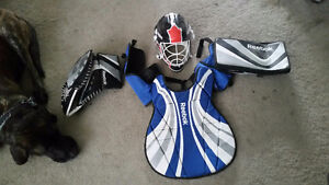 Kids Street Hockey Outfit