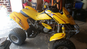 2000 Bombardier DS650 for Parts